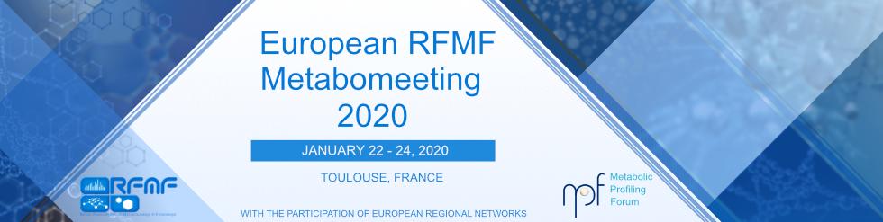 EUROPEAN RFMF METABOMEETING 2020